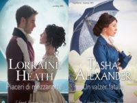 I grandi romanzi storici special di gennaio: Lorraine Heath , Tasha Alexander