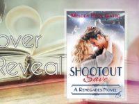 """Inediti in Italia: Cover Reveal """"Shootout Save"""" di Melody Heck Gatto (#6 Renegades series)"""