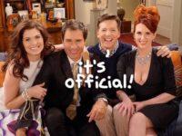 Serie TV News – È ufficiale: Will e Grace tornerà!