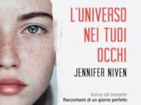L'universo nei tuoi occhi, di Jennifer Niven