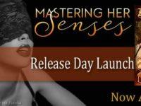 "Inediti in Italia: Release Day Launch ""Mastering Her Senses"" di Laura Kaye * Blasphemy #2"