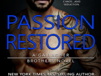 "Inediti in Italia: Excerpt Reveal ""Passion Restored"" di Carrie Ann Ryan * A Gallagher Brothers Novel"