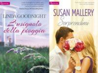 Harmony Romance: le uscite di febbraio con Susan Mallery e Linda Goodnight