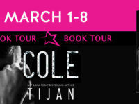 "Inediti in Italia: Book Tour ""Cole"" di Tijan"