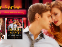 """Inediti in Italia: """"Blush for Me"""" di Kristen Proby * Fusion Series #3"""