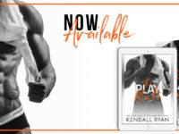 "Inediti in Italia: Release Blitz ""The Play Mate"" di Kendall Ryan"