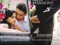 Marzo: il meglio di Harmony – tre romanzi in uno