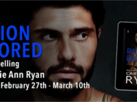 "Inediti in Italia: Book Tour ""Passion Restored"" di Carrie Ann Ryan * Gallagher Brothers #2"