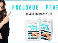 """Inediti in Italia: Prologue Reveal """"Catching Carly"""" di Emma hart"""