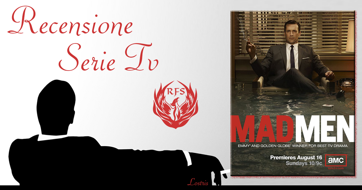 Mad Man - stagioni 1 a 7 complete