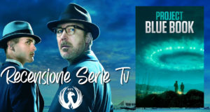 Project Blue book prima stagione