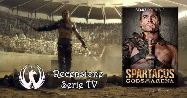 Spartacus Gods of Arena