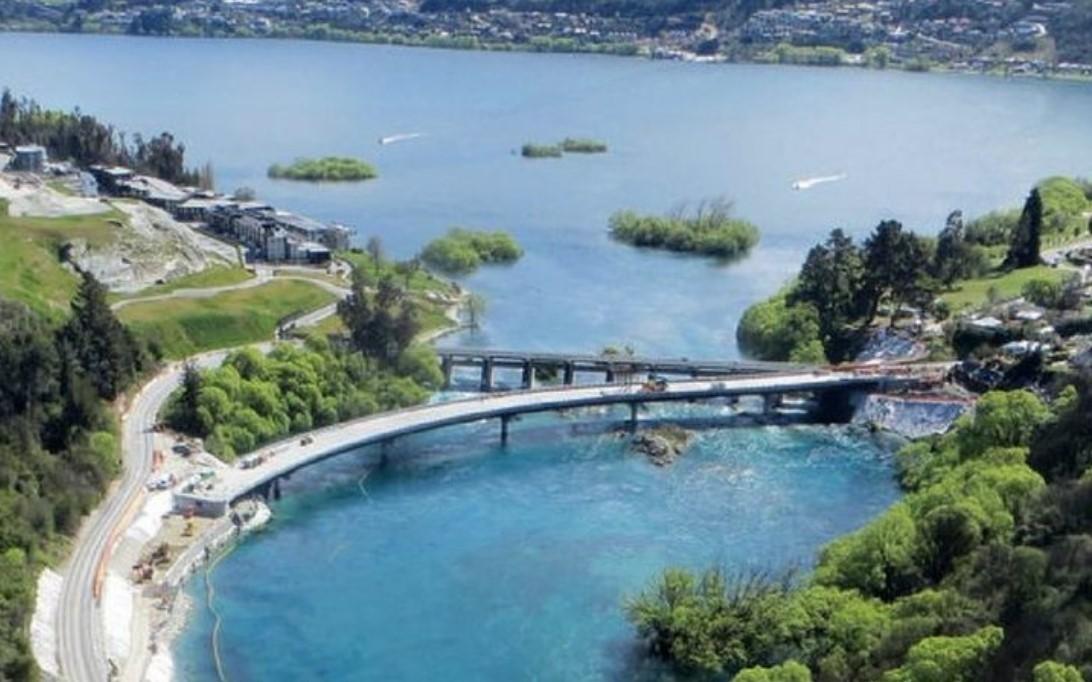 One Lane Bridge- Prima Stagione. Imm.1