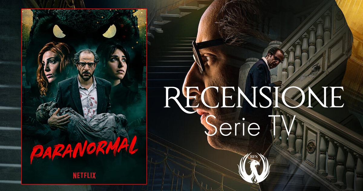 Paranormal Serie Tv Stagione 1
