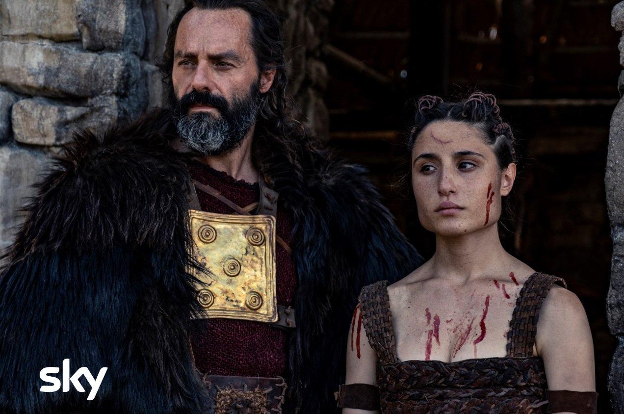 Romulus 1x05–06