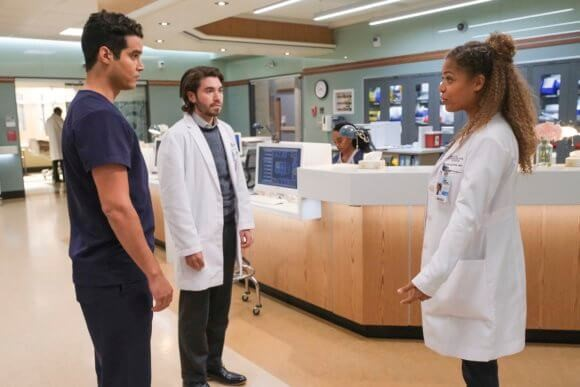 The Good Doctor episodio 4