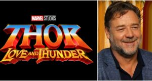 Russell Crowe In Thor Love And Thunder